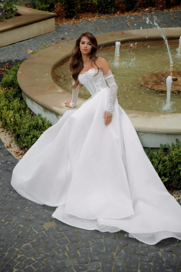 Весільна сукня А-Силует LORELLE